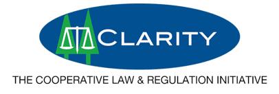 Clarity logo image