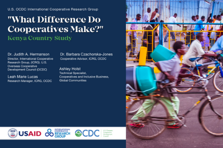 The Cooperative Difference - WDDCM - Kenya