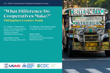 The Cooperative Difference - WDDCM - Philippines