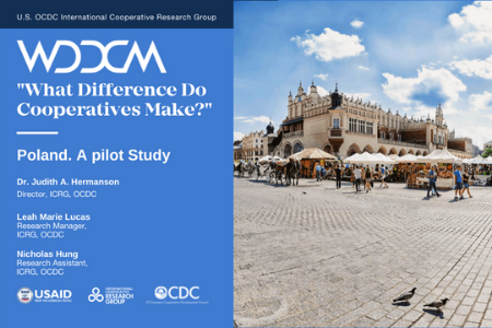 The Cooperative Difference - WDDCM - Poland. Pilot Study.